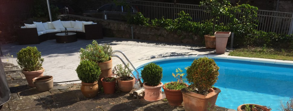 Swimming Pool - Springiersbacher Hof